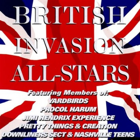british invasion allstars