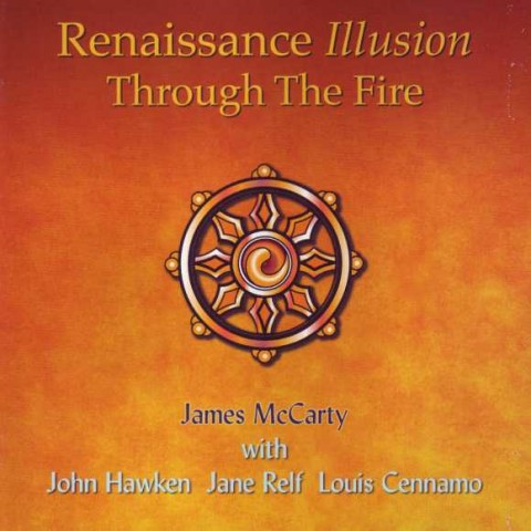 Though the fire - Renaissance Illusion